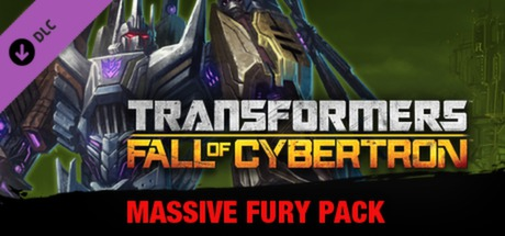 DLC Transformers:Fall of Cybertron DLC3 Masive Fury Pak