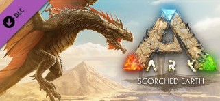 DLC ARK: Scorched Earth - Expansion Pack / GIFT Russia