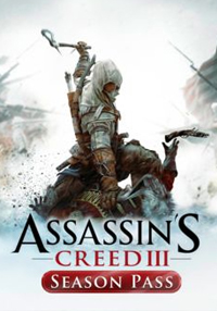 DLC Assassin´s Creed III Season Pass / Steam Gift Russi