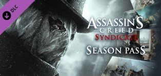 DLC Assassin´s Creed Syndicate Season Pass/STEAM GIFT
