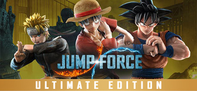 JUMP FORCE ULTIMATE EDITION (Steam KEY RU)