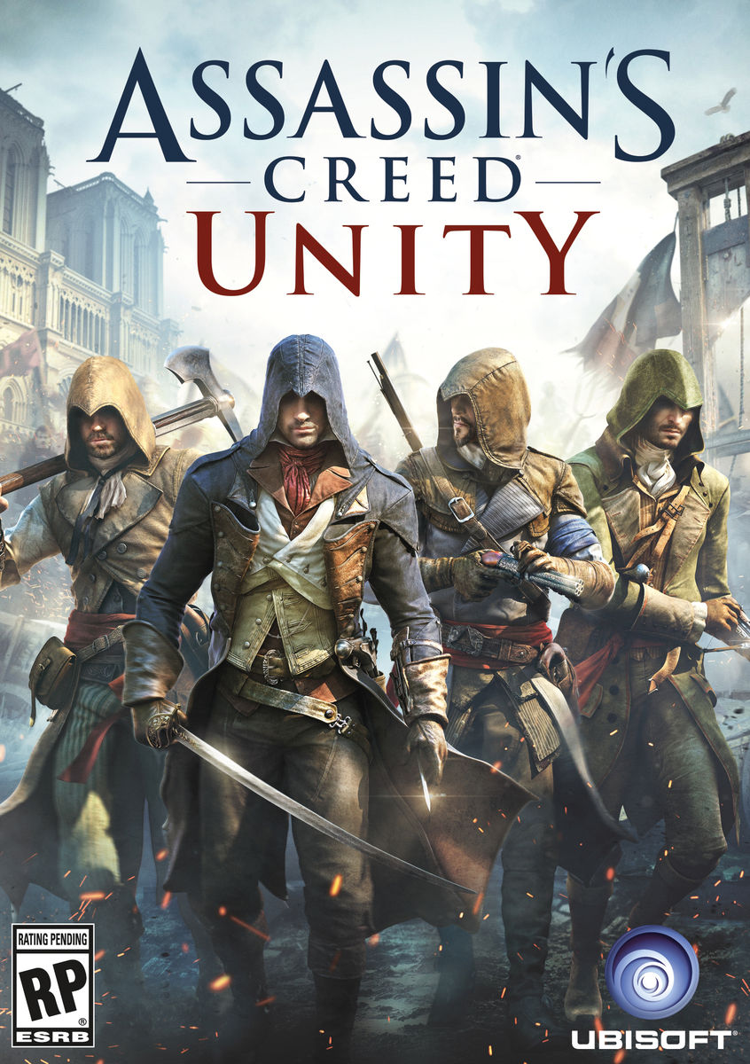 Assassin´s Creed Unity / Steam Gift / Russia