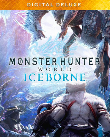 🔴MONSTER HUNTER WORLD: ICEBORN DELUXE/RU + CIS /🔴