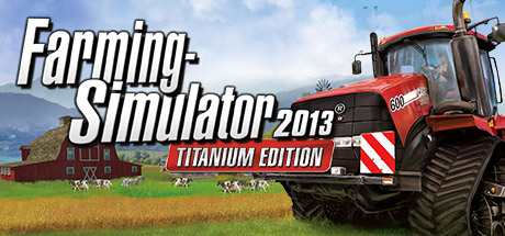 Farming Simulator 2013 Titanium Edition / Steam Key