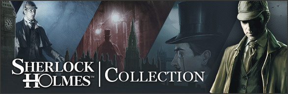 The Sherlock Holmes Collection / Steam Key / RU+CIS