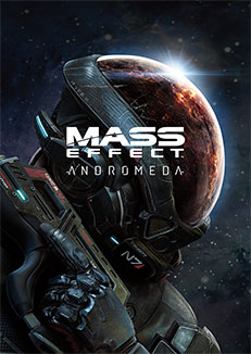 MASS EFFECT: ANDROMEDA / ORIGIN KEY /RU+CIS