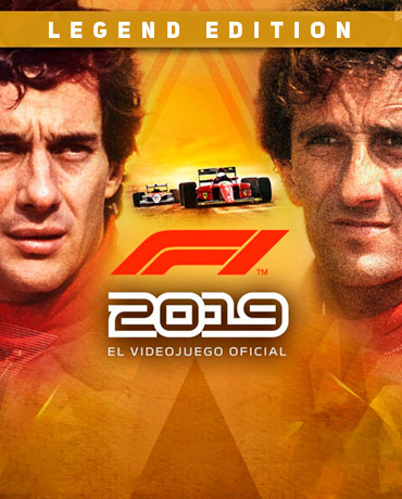 F1 2019 Legends Edition / Steam Key / RU+CIS