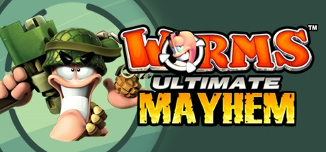 Worms Ultimate Mayhem Deluxe Edition STEAM KEY GLOBAL