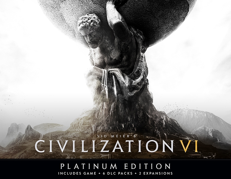 CIVILIZATION VI PLATINUM EDITION (STEAM KEY)RU+CIS