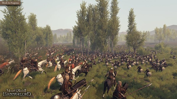 MOUNT & BLADE II: BANNERLORD / Steam Key / RU+CIS
