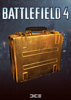 DLC Battlefield 4 - Gold Battlepack ORIGIN KEY / GLOBAL