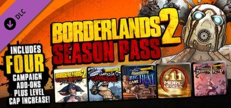 DLC Borderlands 2 Season Pass (Steam KEY / Region Free)