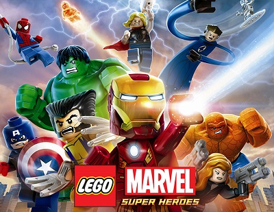 LEGO Marvel Super Heroes / Steam Gift / Russia