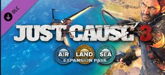 DLC Just Cause 3 : Air, Land & Sea Expansion Pass STEAM