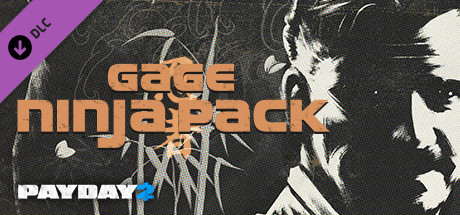 (DLC) PAYDAY 2: Gage Ninja Pack / Steam Gift / RU