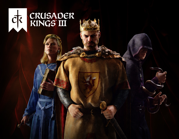 CRUSADER KINGS 3 III ROYAL / Steam KEY / RU + CIS + ПОД