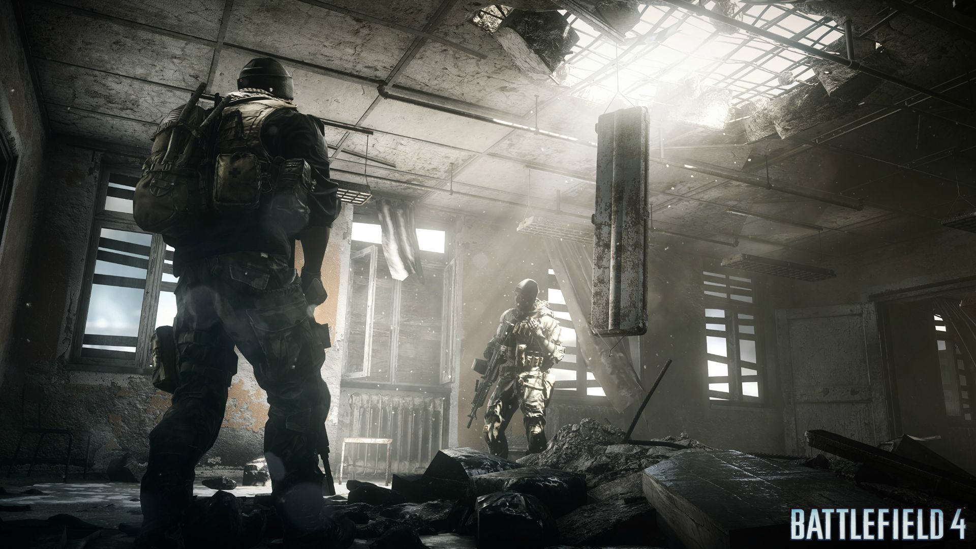 Battlefield 4 RegionFree (EU) ORIGIN KEY 2019