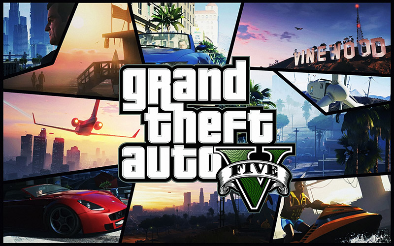 Grand Theft Auto V GTA 5 (Steam Gift / Region RU & CIS)