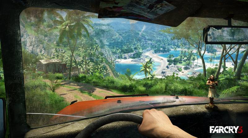Far Cry 3 STEAM CD-KEY  RU/CIS