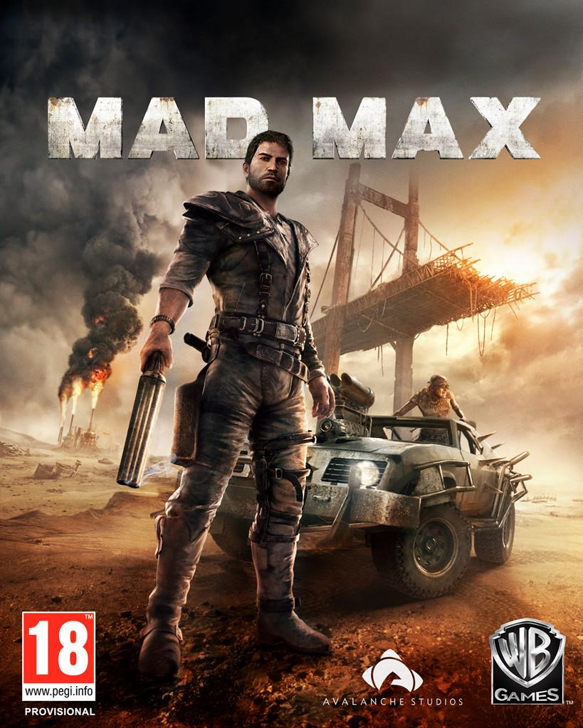 MAD MAX (STEAM KEY) ключ сразу STEAM CD