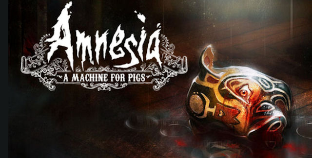 Amnesia: A Machine for Pigs STEAM GIFT RU/CIS