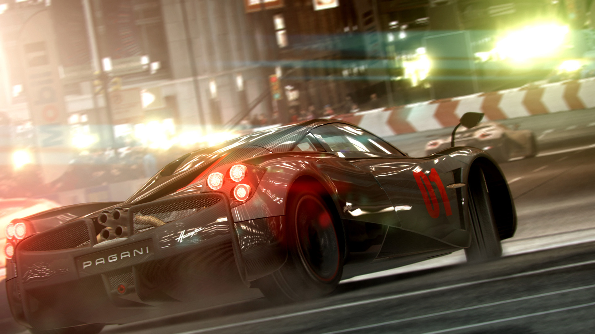 GRID 2 STEAM GIFT RU/CIS