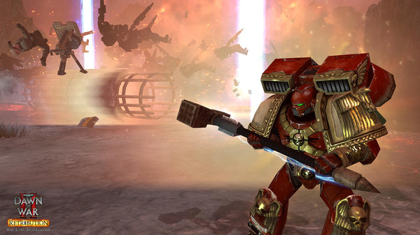 Dawn of War II: Retribution – The Last Standalone GIFT