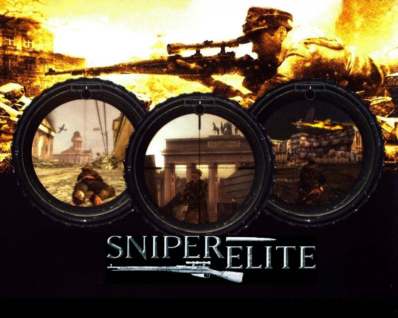 Sniper Elite STEAM GIFT RU/CIS