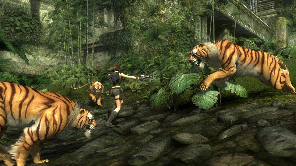 Tomb Raider: Underworld STEAM GIFT RU/CIS