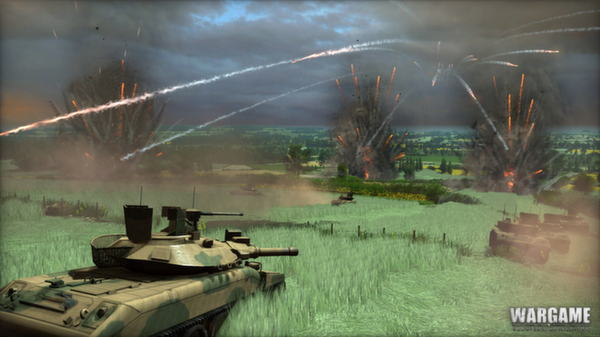 Wargame: European Escalation STEAM GIFT RU/CIS