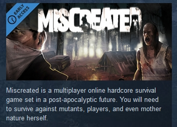 Miscreated STEAM GIFT RU/CIS