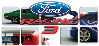Ford Racing 3 STEAM GIFT RU/CIS