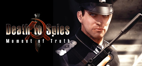 Death to Spies: Moment of Truth STEAM GIFT RU/CIS