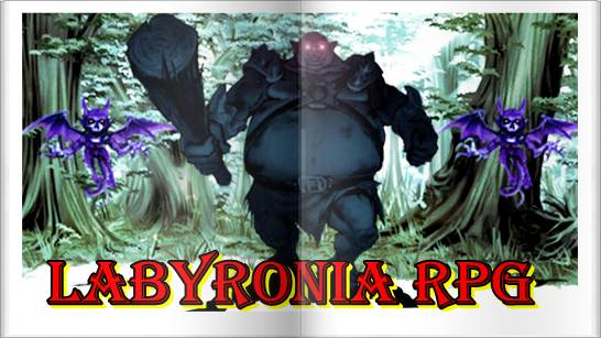 Labyronia RPG STEAM GIFT RU/CIS