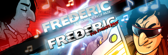 Frederic Bundle STEAM GIFT RU/CIS
