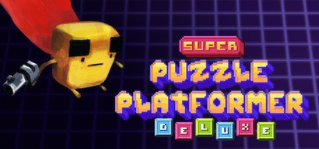 Super Puzzle Platformer Deluxe STEAM GIFT RU/CIS