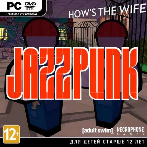 Jazzpunk STEAM GIFT RU/CIS