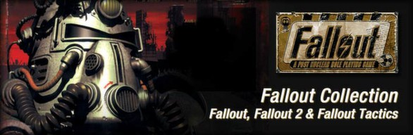 Fallout Classic Collection STEAM GIFT RU/CIS