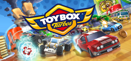 Toybox Turbos STEAM GIFT RU/CIS