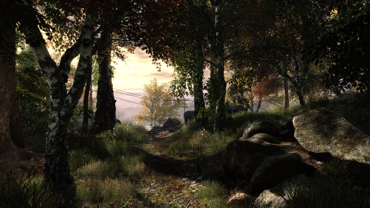 The Vanishing of Ethan Carter STEAM GIFT RU/CIS
