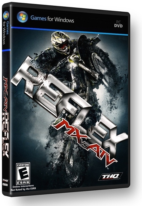 MX vs. ATV Reflex STEAM GIFT RU/CIS
