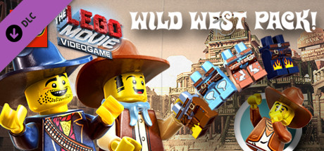 The LEGO® Movie - Videogame DLC - Wild West Pack GIFT
