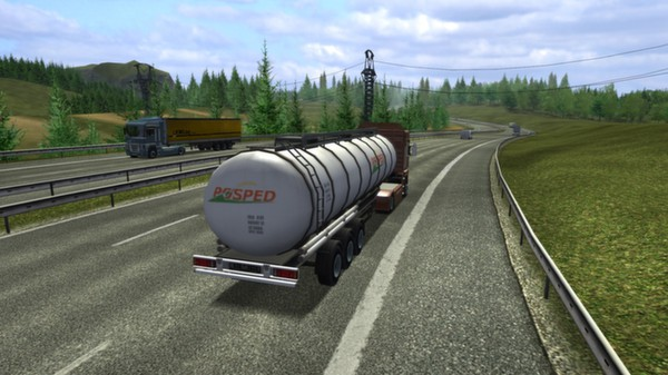 Euro Truck Simulator STEAM GIFT RU/CIS+ПРОМО-КОД