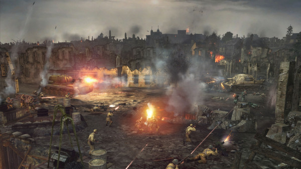 Company of Heroes 2 STEAM GIFT RU/CIS