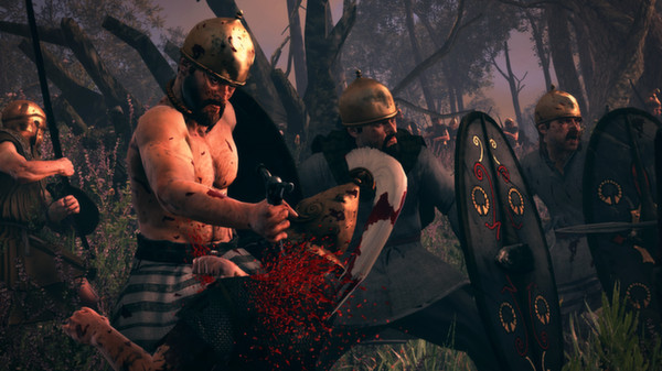 TOTAL WAR: ROME II BLOOD&CORE STEAM GIFT RU/CIS