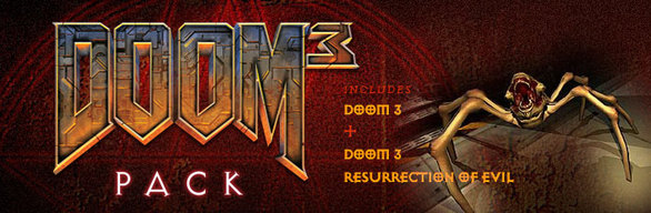 DOOM 3 Pack STEAM GIFT RU/CIS