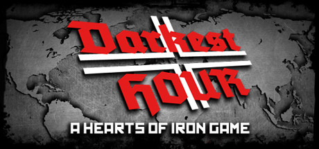 Darkest Hour: A Hearts of Iron Game STEAM GIFT RU/CIS