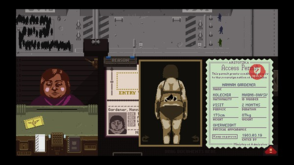 Papers, Please STEAM GIFT RU/CIS