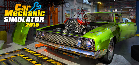 Car Mechanic Simulator 2015 STEAM GIFT RU/CIS