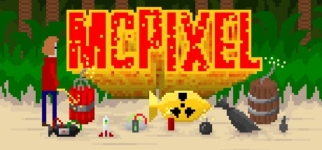 McPixel STEAM GIFT RU/CIS